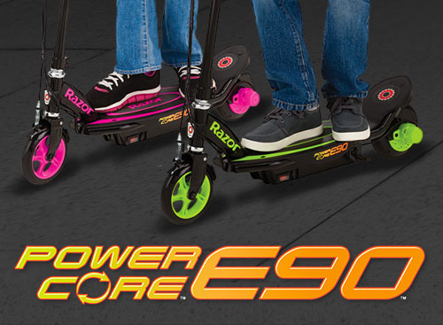 Power Core E90 - Dynamitez vos balades