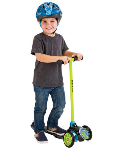 Razor Jr. t3 Tilt-to-Turn Kick Scooter