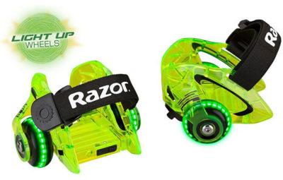 Razor Jetts DLX — Wheels for Your Heels