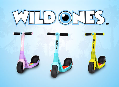 Wild Ones —Learn to Balance