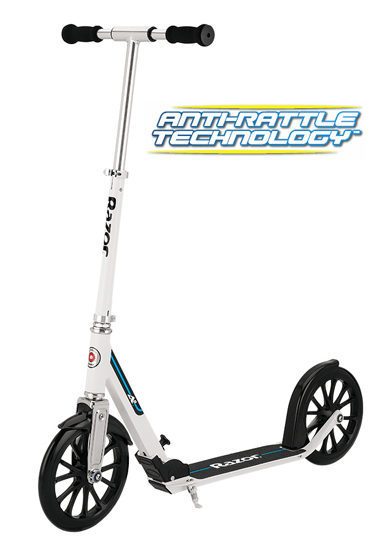 Razor A6 Big Wheel Kick Scooter