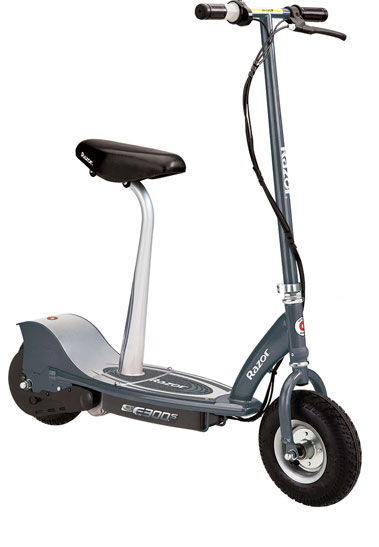 E300S electric scooter