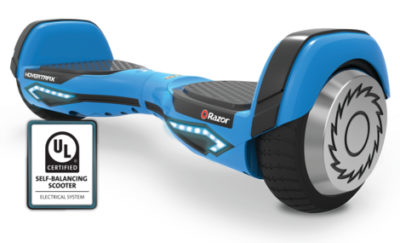 Razor Hovertrax 2.0 - Blue